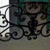 scrollwork for archway