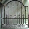 Custom Patio Gate before Powder Coating