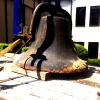 Bell had been sitting unrestored for an estimated 62 years